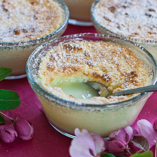 Luscious Lemon Pudding Recipe