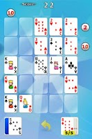 Screenshot of Poker Square