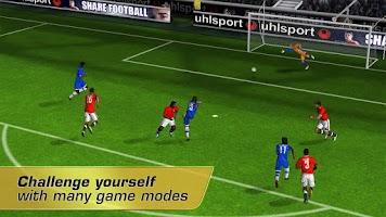 Screenshot of Real Soccer 2012
