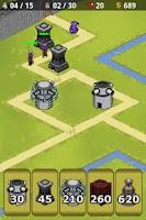 Screenshot of City Defense - Tower Defense