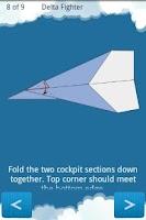 Screenshot of Paper Airplanes Folding