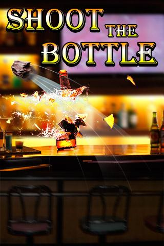 Shoot The Bottle - screenshot