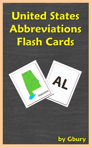 United States Abbreviations