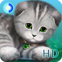 Silvery the Kitten HD icon