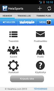 HeiaSports Free - screenshot thumbnail