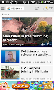 CBS 8 - San Diego News - screenshot thumbnail