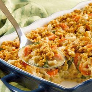 Campbell's Kitchen Country Chicken Casserole.