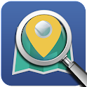 Nearby Place Locator icon