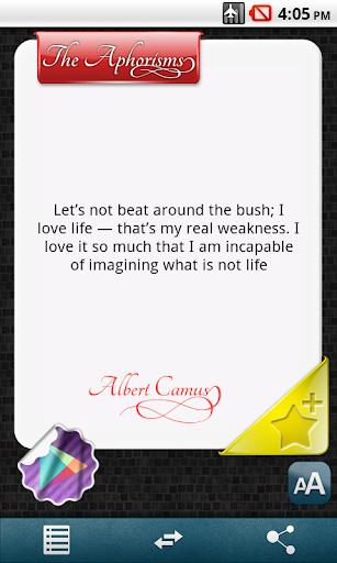 Albert Camus free Quotes