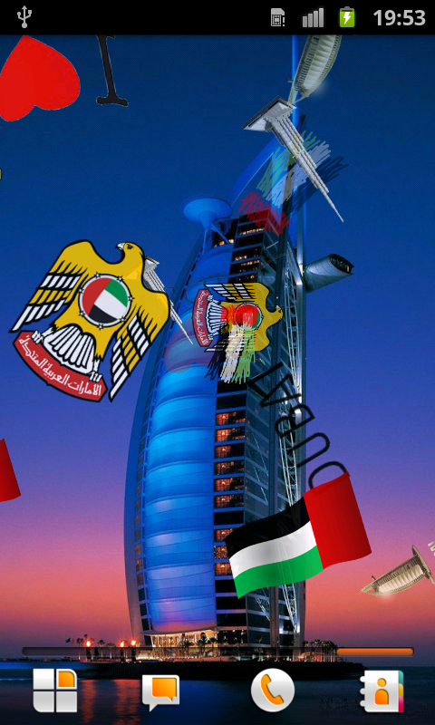 Dubai Live Wallpaper - Android Apps on Google Play