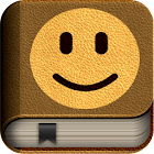 Word puzzle for the Happy soul icon