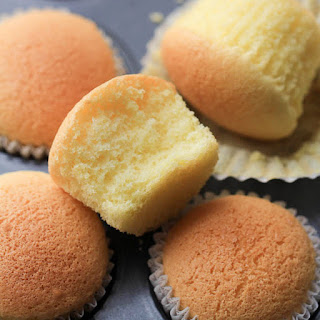 Chinese Egg Cake Recipe