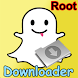 Snapchat Downloader Root icon