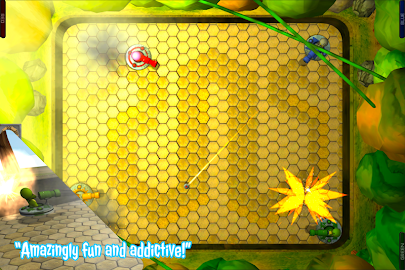 Don't Fall in the Hole Screenshot 2