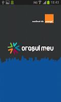 Screenshot of Orasul Meu