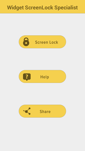 Widget Screen Lock Specialist