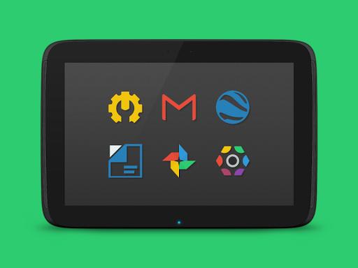 Naxos Taz – Icon Pack v1.2.1