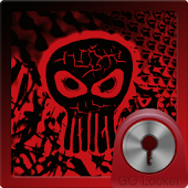 GO Locker Theme Skull