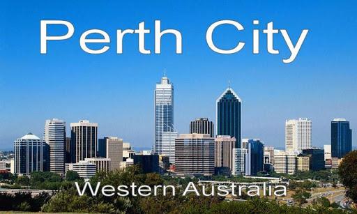 Perth Australia Local Sights