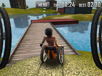 Extreme Wheelchairing Premium- screenshot thumbnail