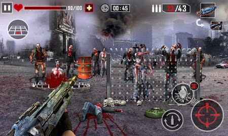Zombie Killer 2.0 screenshot 3826