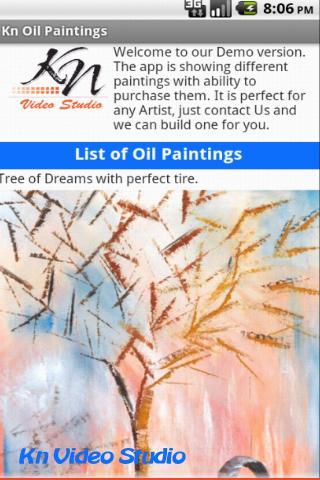 Kn Oil Paintings