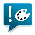 Notify – WP7 Blue Theme logo