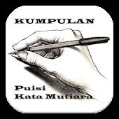 Kumpulan Puisi & Kata Mutiara