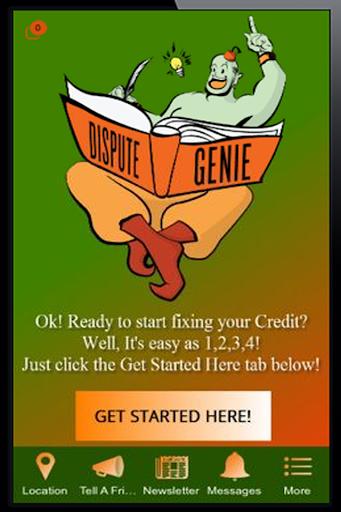 【免費教育App】Dispute Genie-APP點子