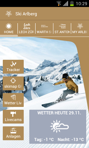 OnTheSnow Ski & Snow Report - Android Apps on Google Play