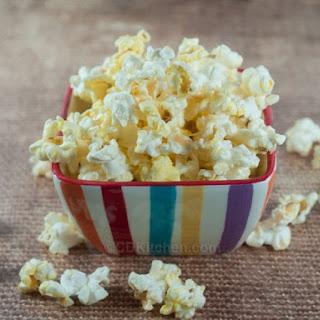 Onion-Garlic Popcorn