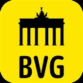 BVG FahrInfo Plus