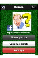 Screenshot of QuizApp Serie A Italy stickers
