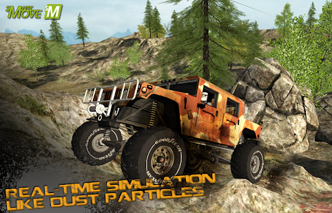 4x4 Offroad Trial Extreme