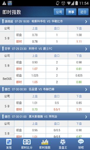 【免費運動App】球探体育比分-APP點子