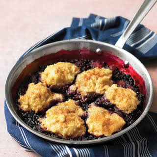 Warm Berries 'n' Dumplings.
