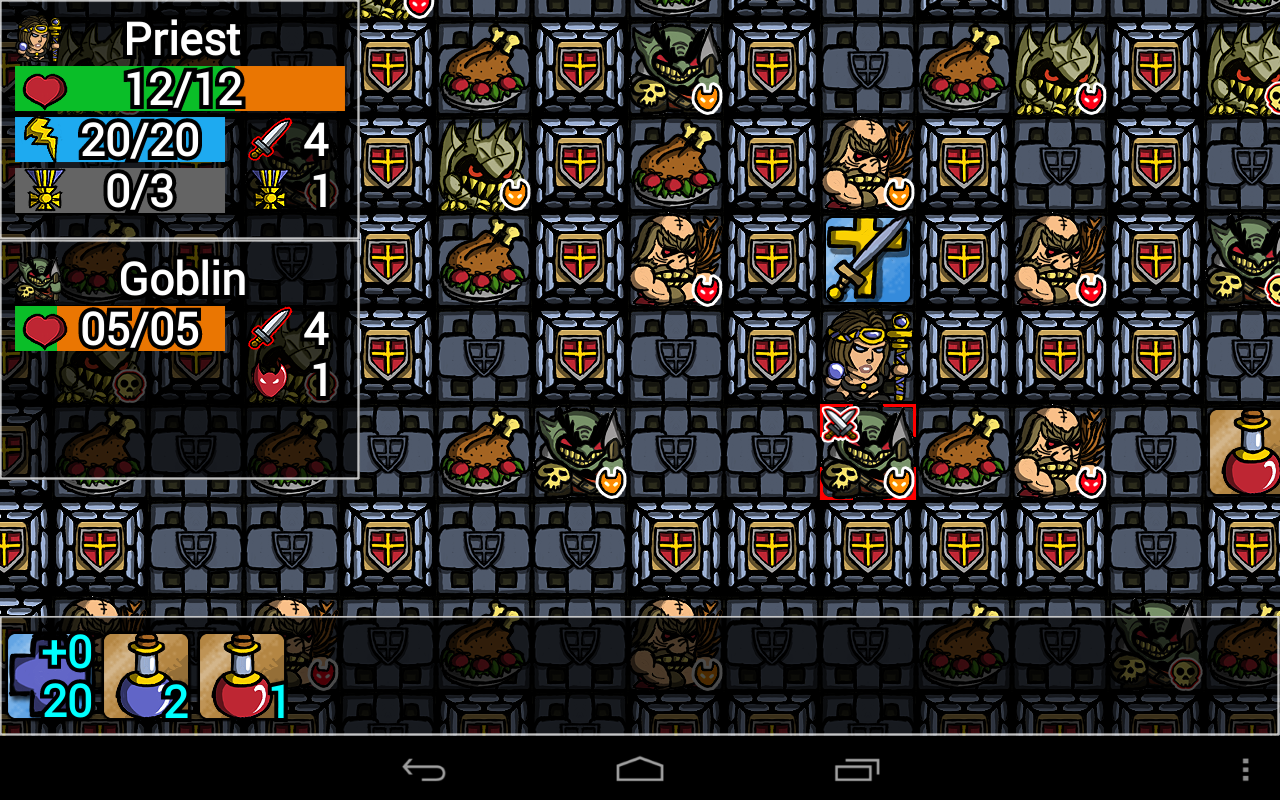 Dungeon Ascendance - Free- screenshot