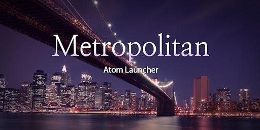 Metropolitan Atom Theme