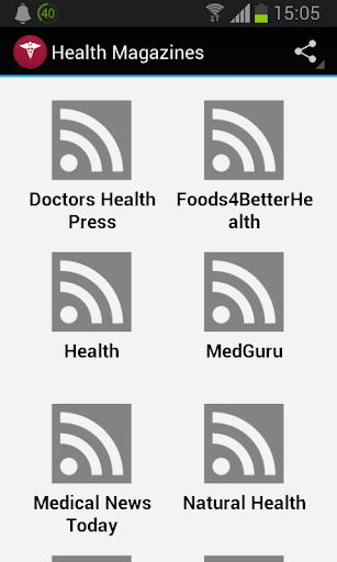 Health Magazines