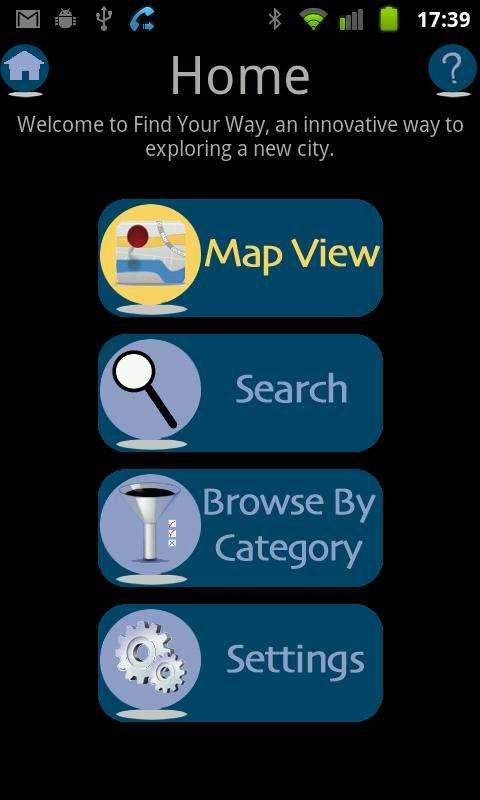 Find Your Way- screenshot