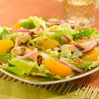 Asian Chicken Salad With Mandarin Oranges Recipes.