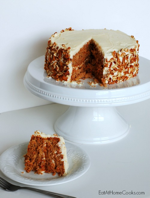 Carrot Cake Recipes With Spice Cake Mix