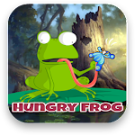 Hungry Frog Kids Puzzles
