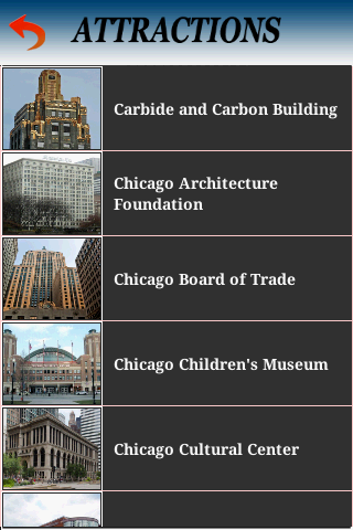 【免費旅遊App】Chicago Tourism Guide-APP點子