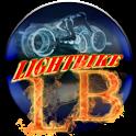 Tron HD 3D LightBike icon
