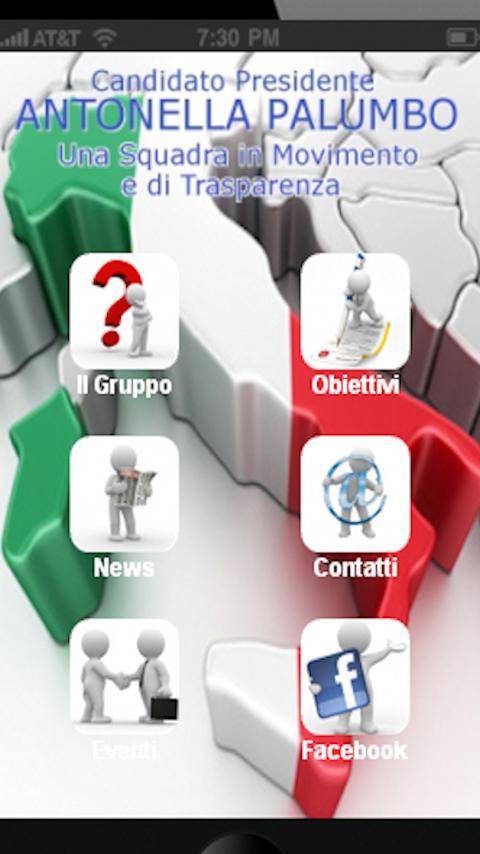 Elezioni F.I.SB. - screenshot