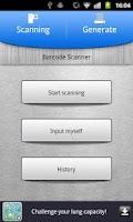 Screenshot of [QR Code] Barcode scanner