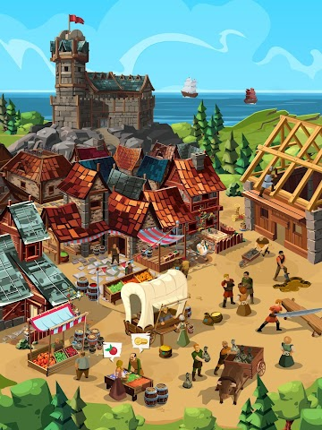 android Empire: Four Kingdoms Screenshot 0