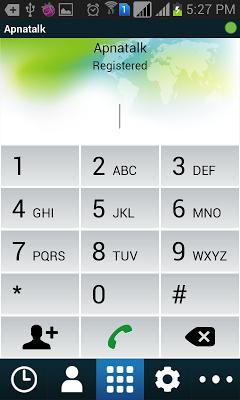 Apnatalk - screenshot