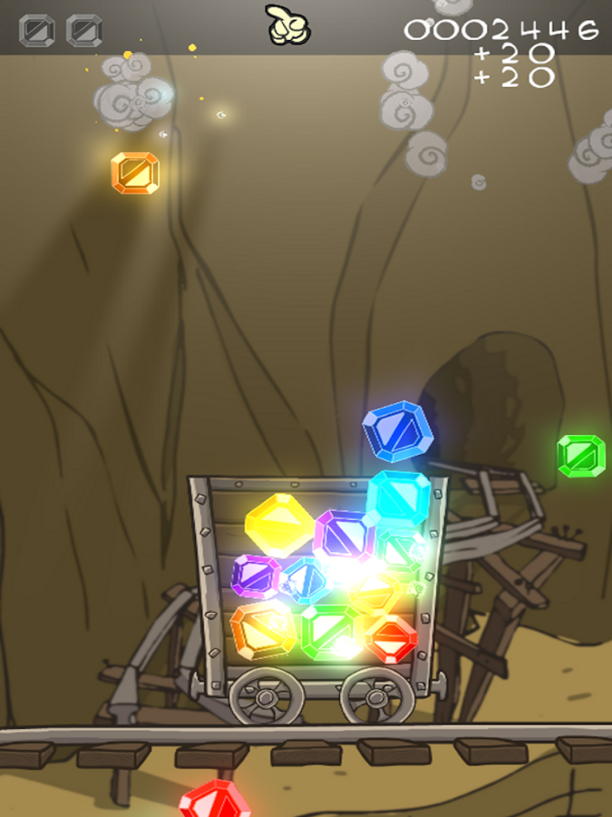 GemDrop Free - screenshot